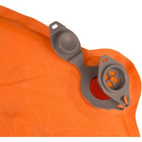 Sea to Summit UltraLight S.I. Esterilla Pequeña, orange